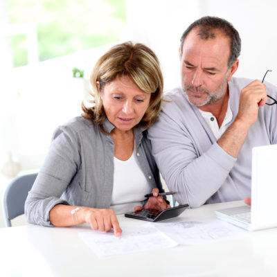 couple-reviewing-retirement-budget
