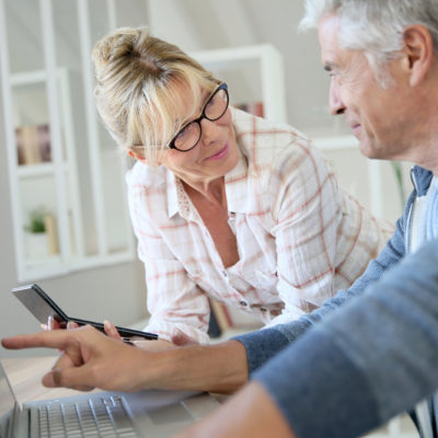 mature-couple-reviewing-finances